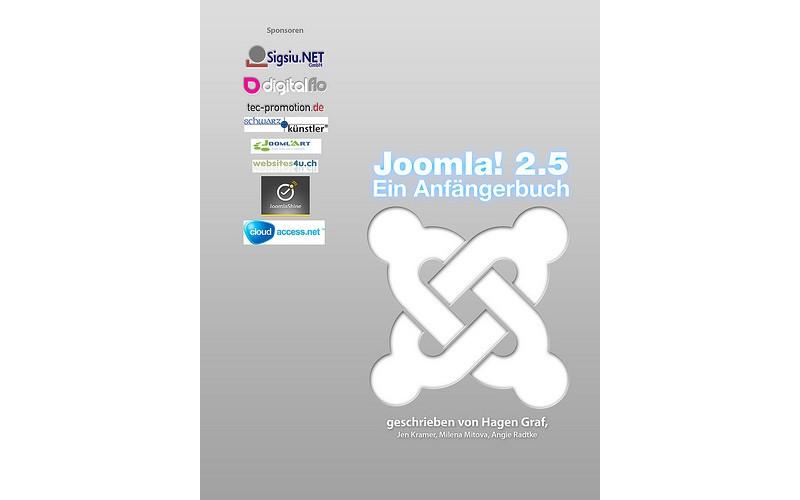 Kostenlos - Joomla! 2.5 - Ein Anfängerbuch