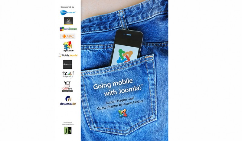 "Free Book ""Going Mobile with Joomla!"""