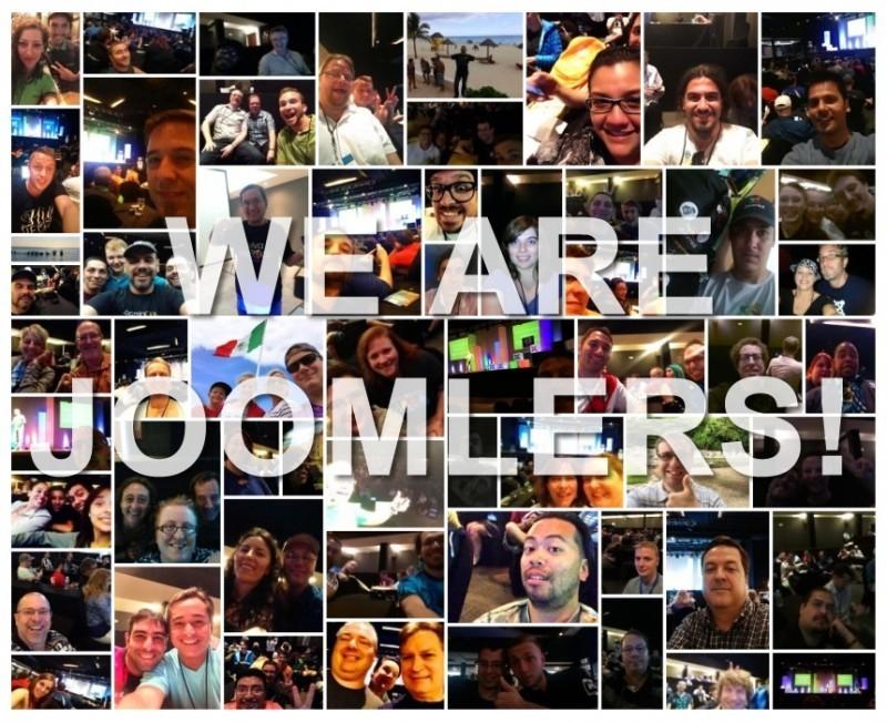 Joomlers sur le nouveau portail des volontaires Joomla!