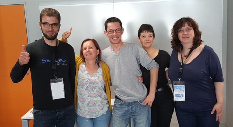 FeedBack from Administrator Certification Joomla! of the JoomlaDay of Marseille