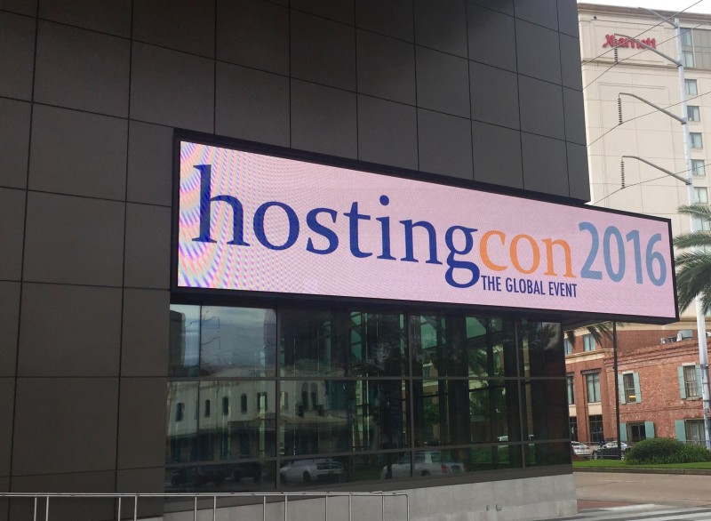 Joomla! attends #HostingCon Global 2016