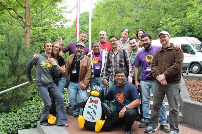 Thanks to the Joomla! Event Travel (JET) Program