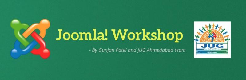 Summary of Joomla! Workshop at Ahmedabad, Gujarat, India
