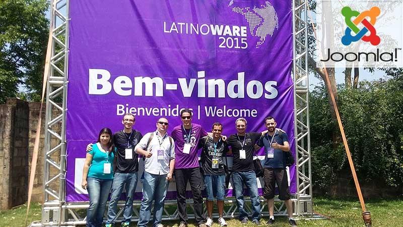 A trilha do Joomla foi marcada na Latinoware 2015