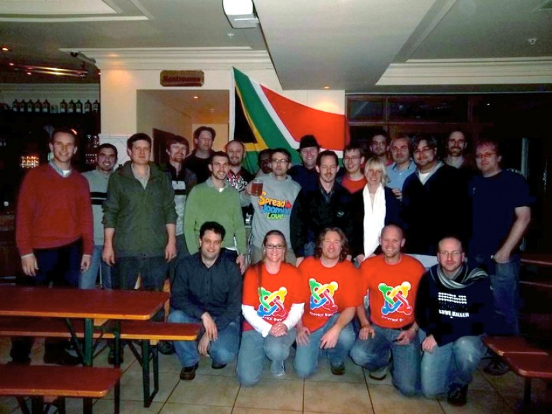 Getting Down in Cape Town: Joomla!Day South Africa
