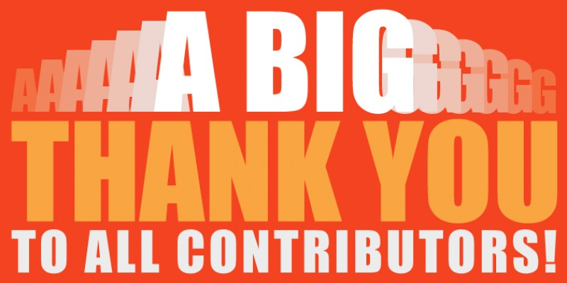 Thank you to the Joomla Community Magazine contributors