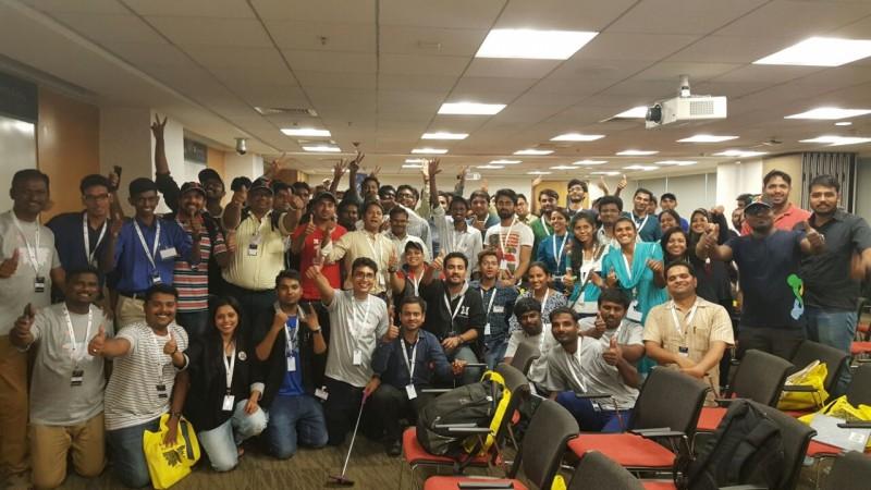 JoomlaDay Bangalore, yeah we did it!