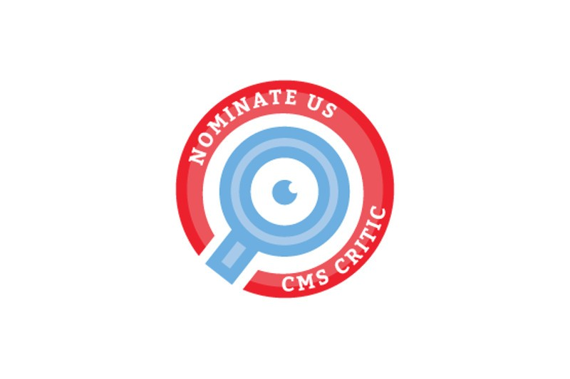 Nominate Joomla! for the CMS Critic's People's Choice Award!