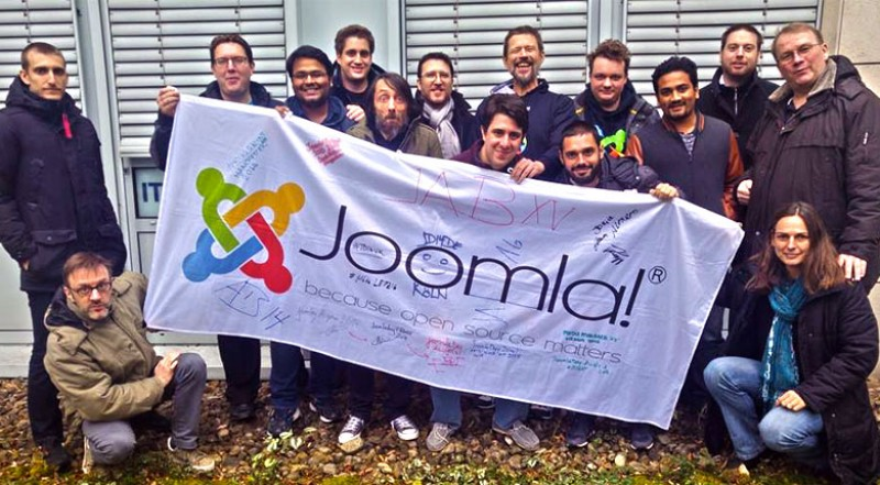 Joomla! Automated Testing Code Sprint in Munich December 2016