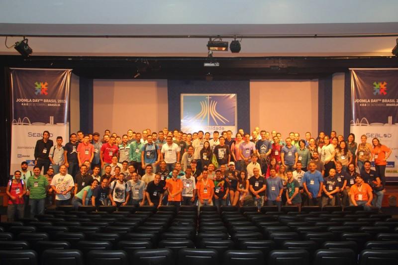 JoomlaDay Brasil y encuentro del JUG Buenos Aires