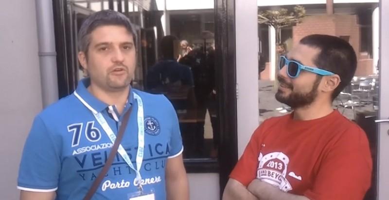Entrevista a Roberto Segura durante el JandBeyond 13