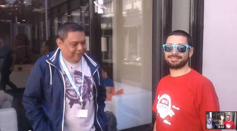 Entrevista a Guillermo Bravo durante el JandBeyond 13