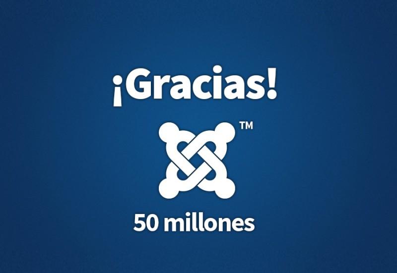 50 millones de gracias