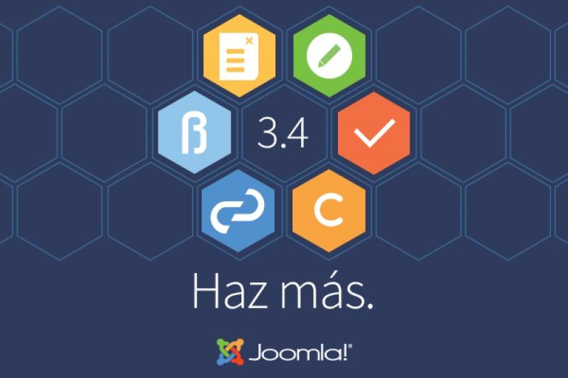 Haz más con Joomla! 3.4