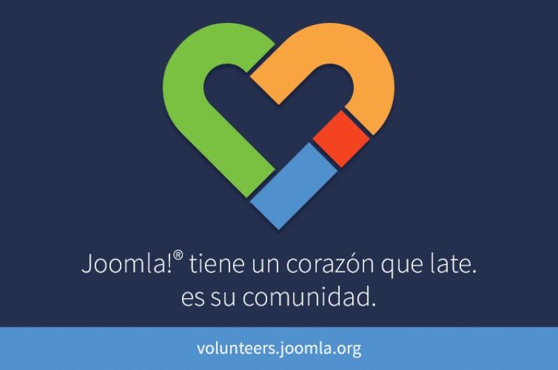 Comparte el amor por Joomla!