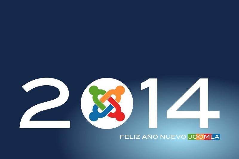 Resoluciones Joomla! para el 2014