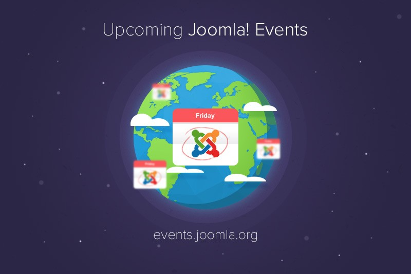 Upcoming Joomla! Events for November and December 2014