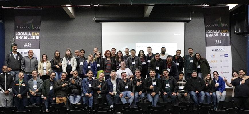 Joomla Day Brasil 2018 Recap