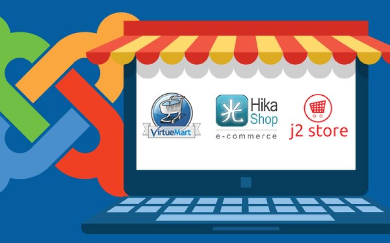 Extensiones gratuitas para convertir Joomla! en una tienda en línea