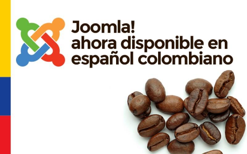 Joomla! ahora disponible en Español Colombiano
