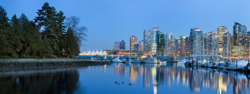 Come for the 2016 JWC, Stay to Check out Scenic Vancouver!