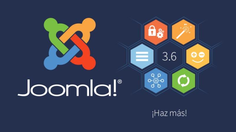 Novedades de Joomla! 3.6