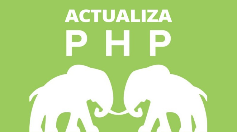 Cómo actualizar la versión de PHP de tu Sitio Web