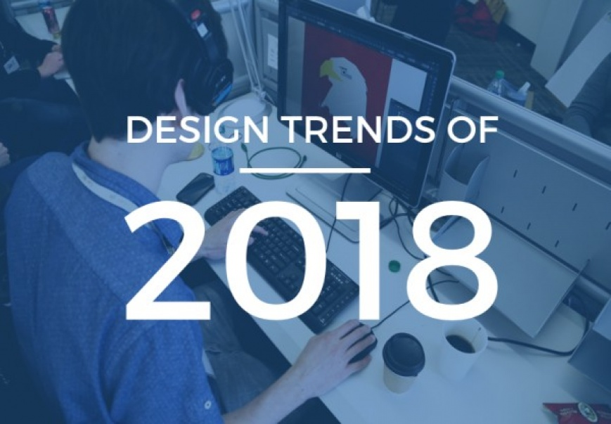 5 emerging design trends of 2018