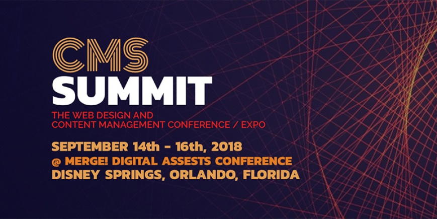Joomla to attend CMS Summit Orlando 2018