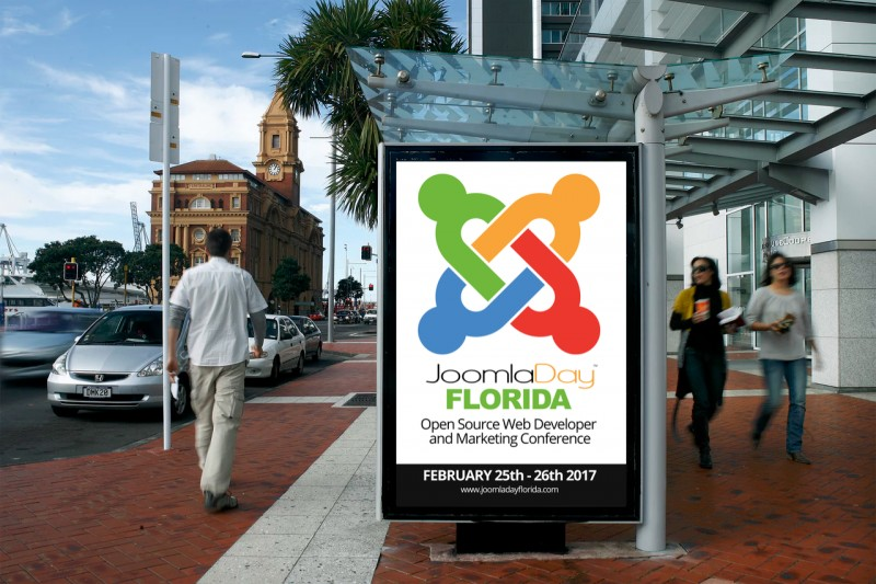 JoomlaDay Florida: Trading the snow for sun!