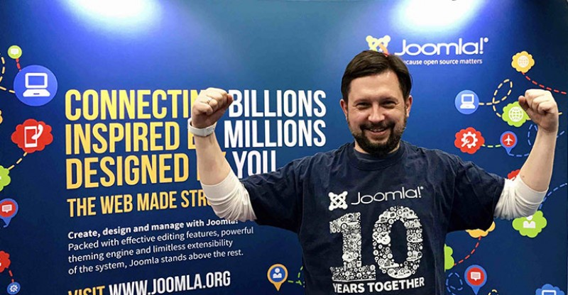 Joomla! at HostingCon Global 2017