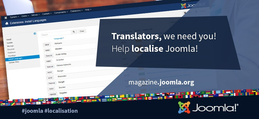 How to Translate Joomla and JDocs