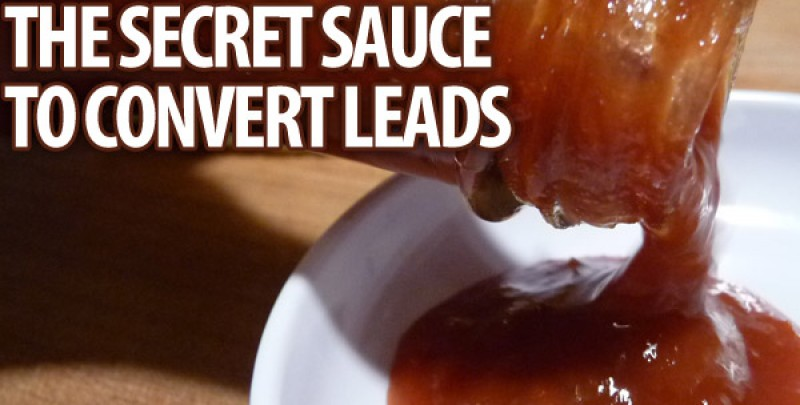Lead Nurturing: The Secret Sauce for Conversions