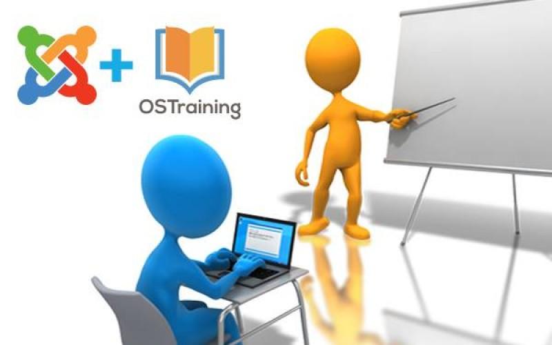 Joomla! proporcionará cursos en video GRATUITOS en colaboración con OSTraining