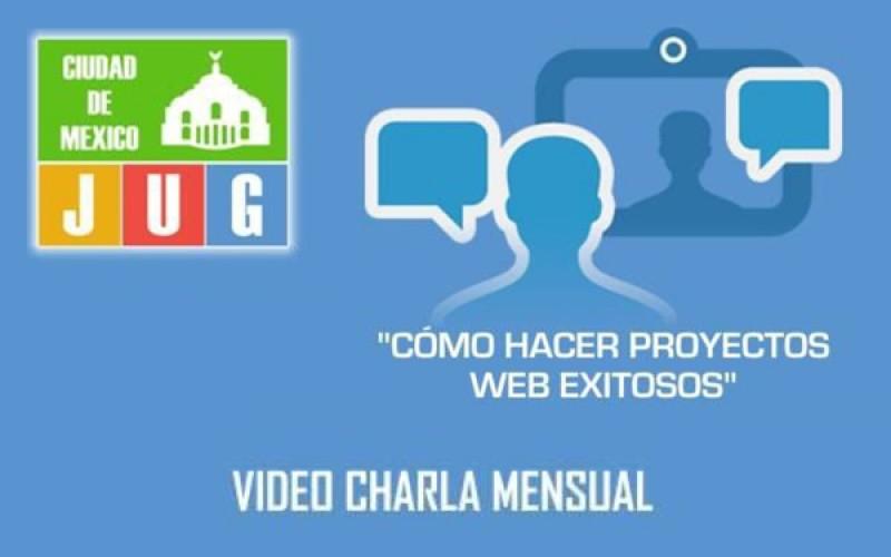 Primer charla online del JUG Ciudad de México