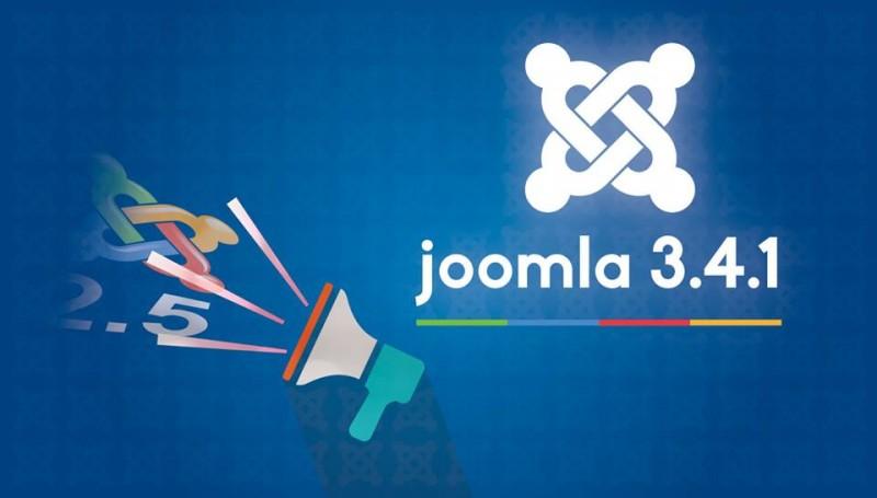 Última llamada para dejar de usar joomla 2.5