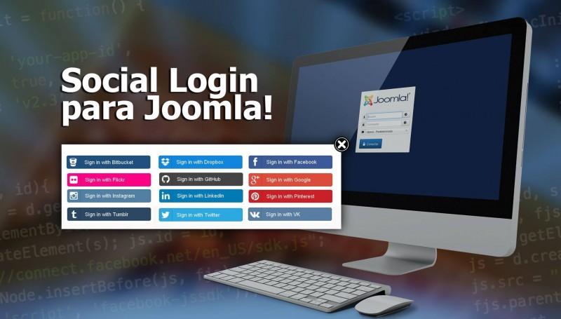 Social Login para Joomla!
