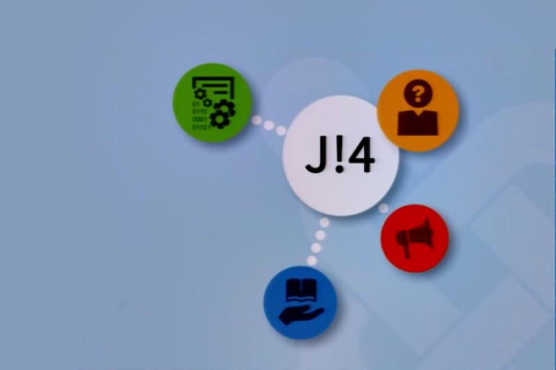 A First Glance at Joomla! 4