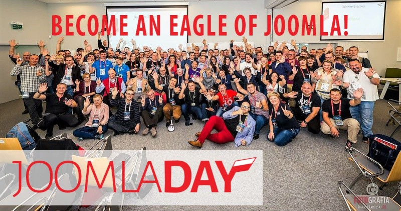 Joomla Day Poland: Become an Eagle of Joomla!