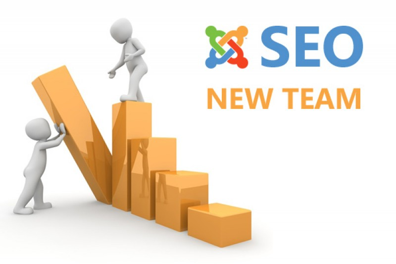 New Joomla SEO Team