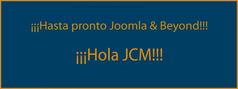 ... y pasó el Joomla and Beyond