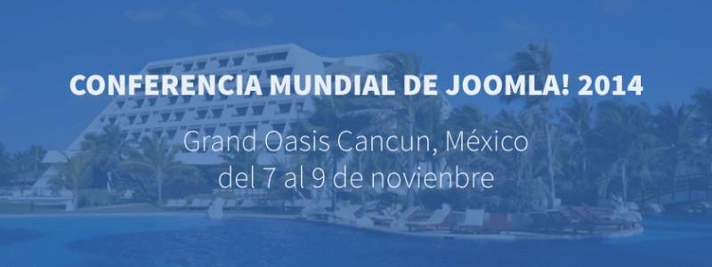 Conferencia internacional de Joomla! 2014