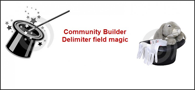 CB Delimiter Field Magic