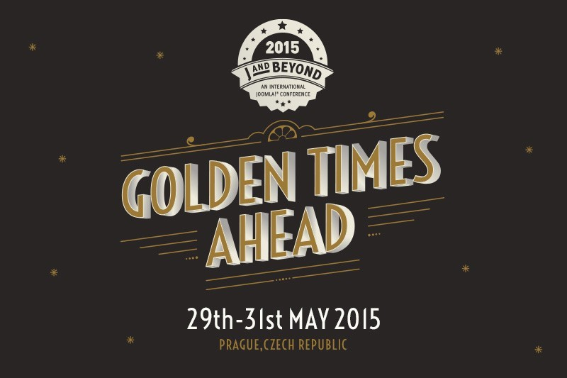 Golden Times Ahead au J and Beyond 2015