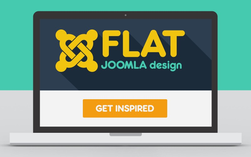 Hello, Flat Design. 17 Joomla! Templates for Inspiration