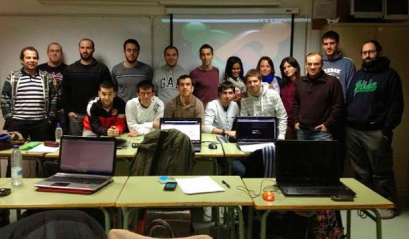Curso sobre Joomla! en Madrid