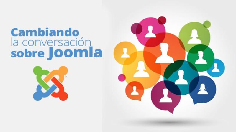 Cambiando la conversación sobre Joomla!