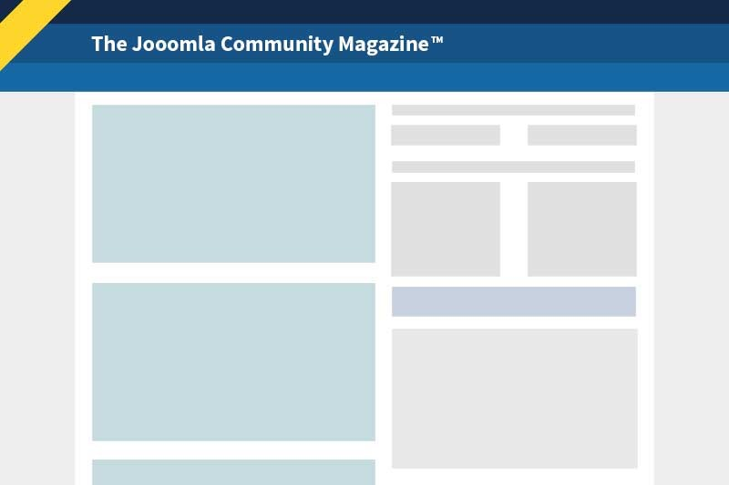 Joomla Community: This is YOUR Magazine!