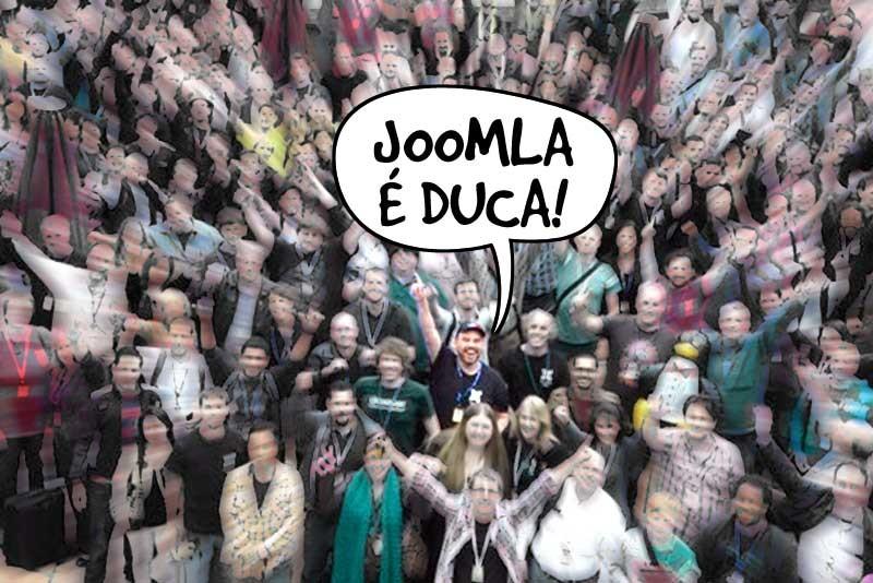 Joomla! é as Pessoas
