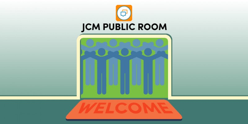 The Joomla Community Magazine Public Room